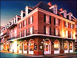 Maison Dupuy Hotel, New Orleans
